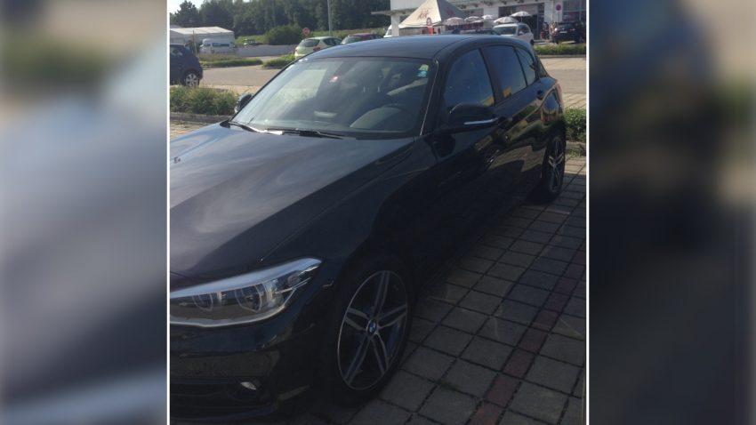 BMW 116 d Sportsline Österreichpaket