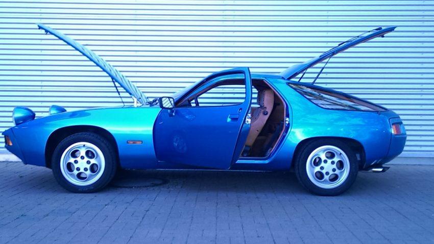 Porsche 928 Coupé (verkauft)