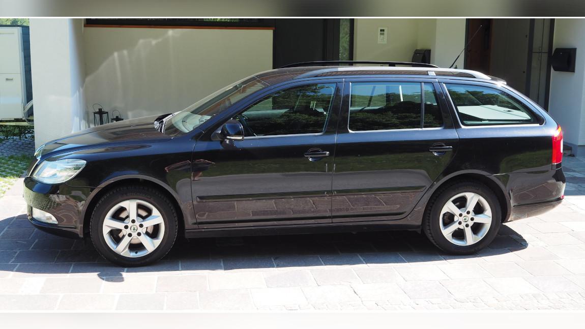 Škoda Octavia (verkauft)
