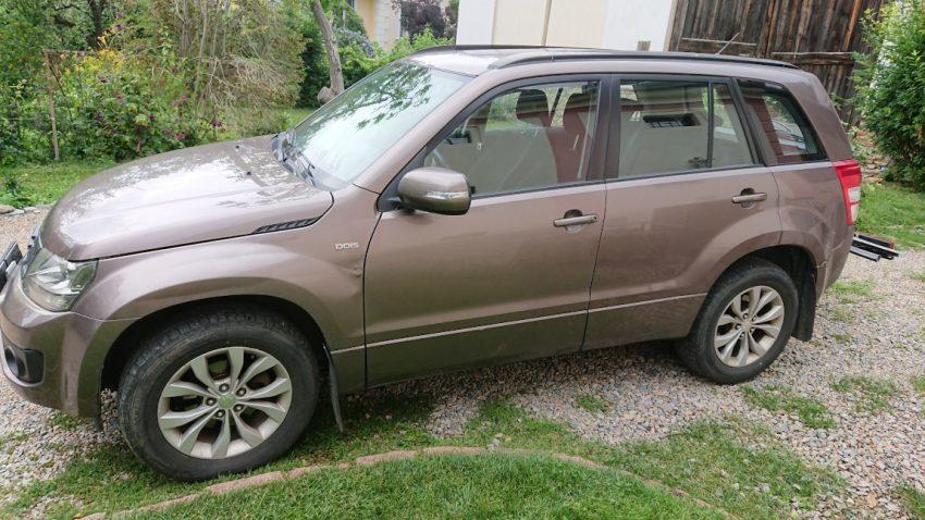 Suzuki Grand Vitara 1,9 DDiS VX-E Special L2