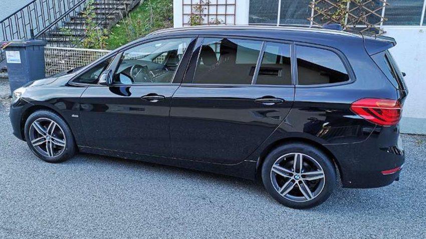 BMW 214 D