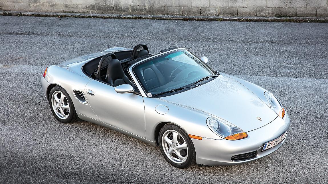 Kaufberatung Porsche 986 Boxster: Prinzipiell schon
