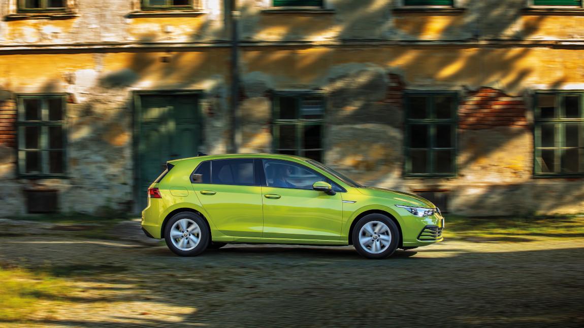 3 Monate mit dem VW Golf: Die goldene Mitte