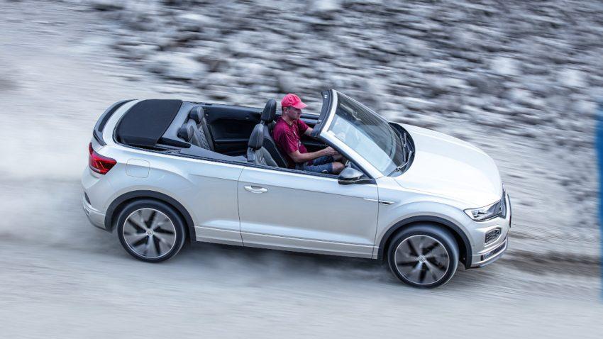 VW T-Roc Cabrio: Neueröffnung