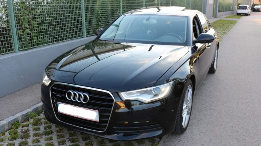 Audi A6 3.0 TDI Quattro, Stronic, Schiebedach (verkauft)