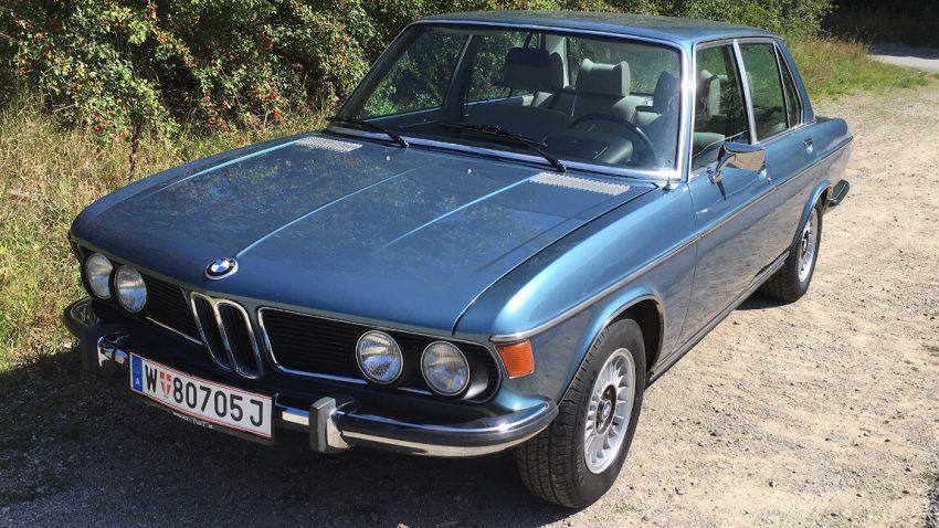 BMW 3.0 SI E3