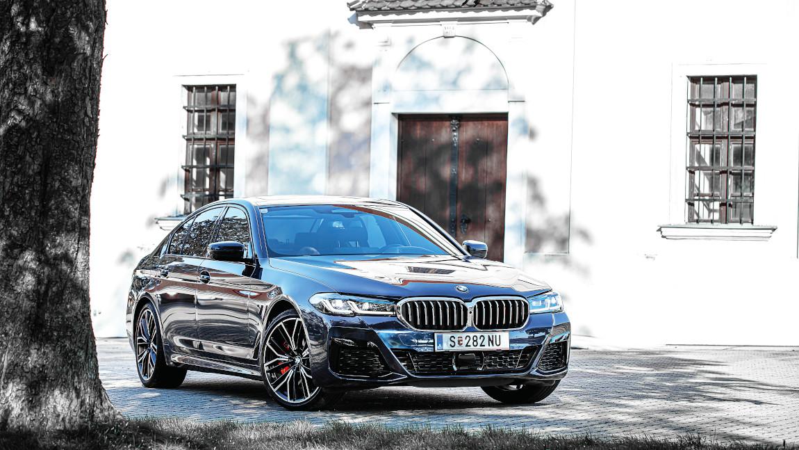 BMW 530d xDrive: Treffer!