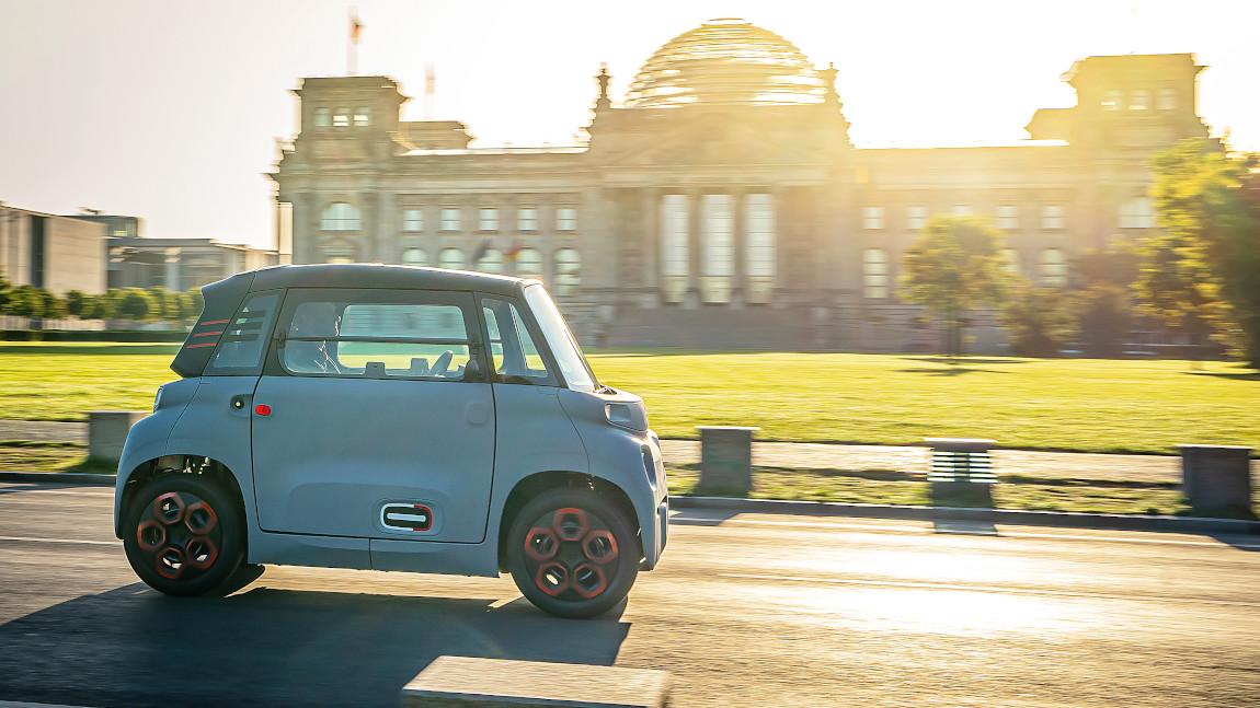 Citroën Ami: Insta-Mobil
