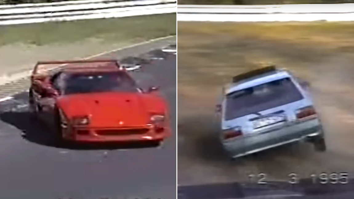 Nürburgring Touristenfahrten: Unrühmliches aus 20 Jahren
