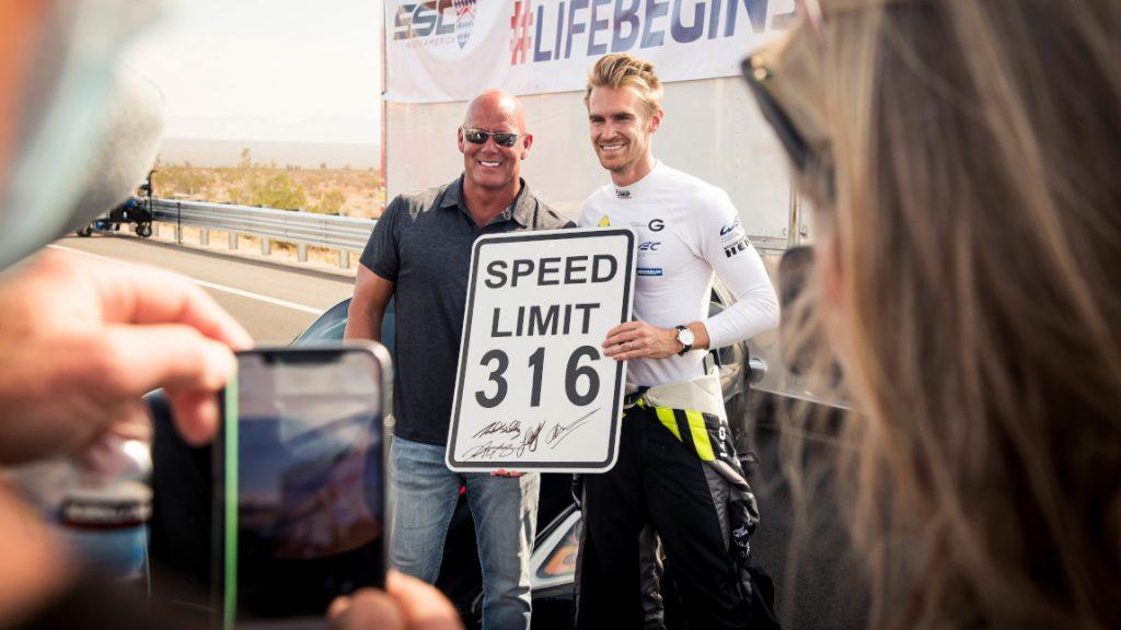 460,4 km/h Spitze: Die Rekordjagd des SSC Tuatara