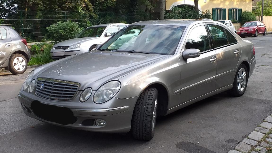 Mercedes-Benz E220 CDI Elegance aut. (verkauft)