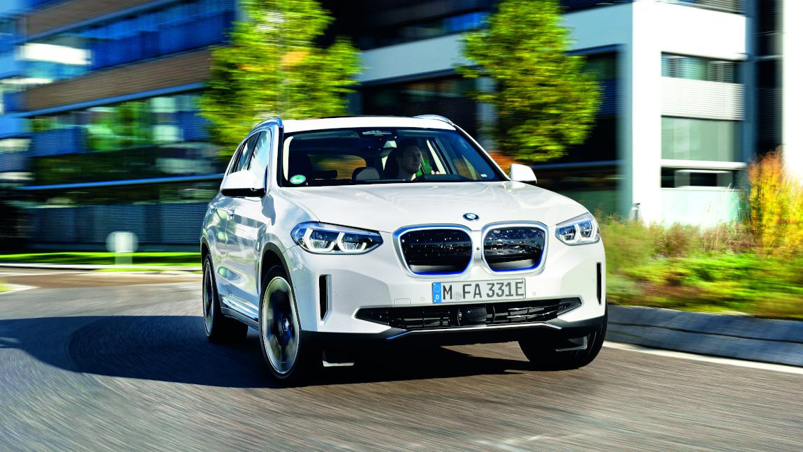 BMW iX3: i für ein X
