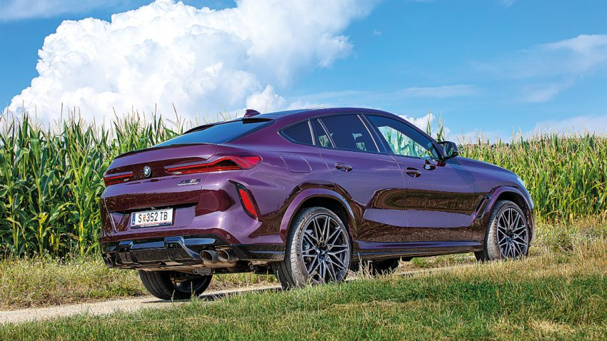 BMW X6 M: O'zapft is!