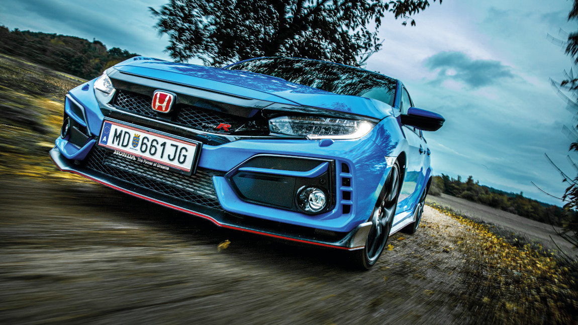 Ausfahrt mit dem Honda Civic Type R: Sag Rrrr!