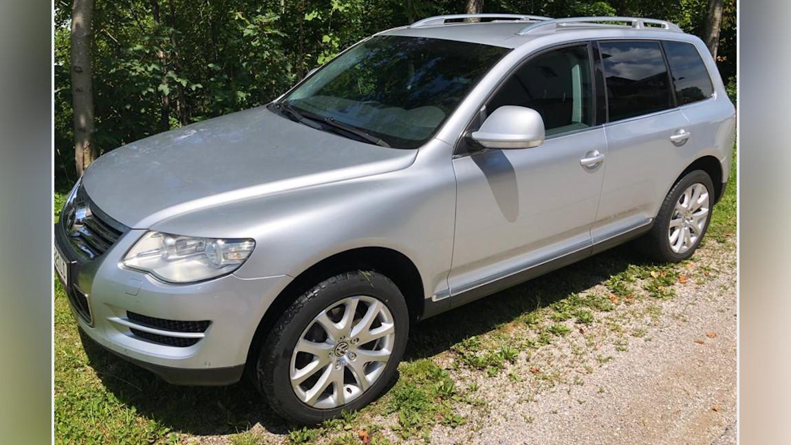 Volkswagen Touareg 3.0 V6 Tdi (verkauft)