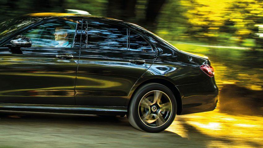 Mercedes-Benz E 300 de 4Matic: Selbstfindung