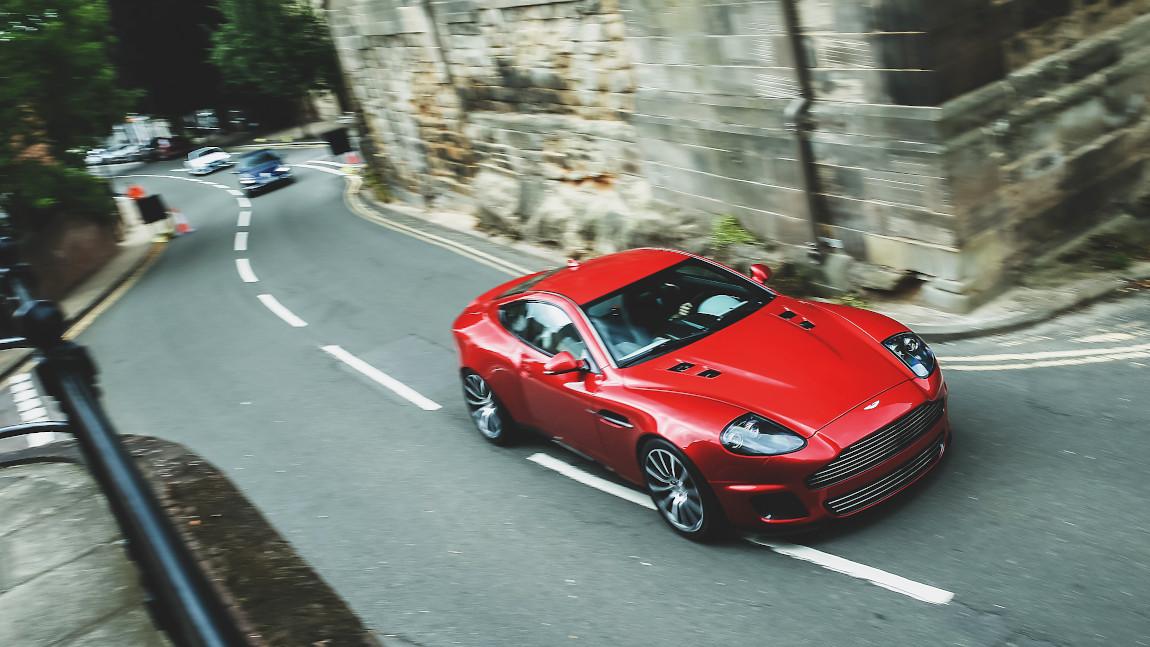 Aston Martin Callum Vanquish 25 by R-Reforged: Das neue Auto