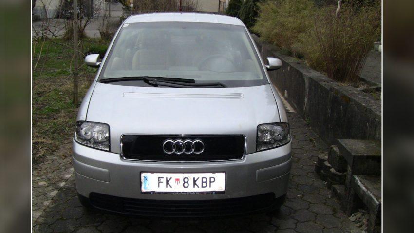 Audi A2, 1,2 TDI Automatik 3l Auto