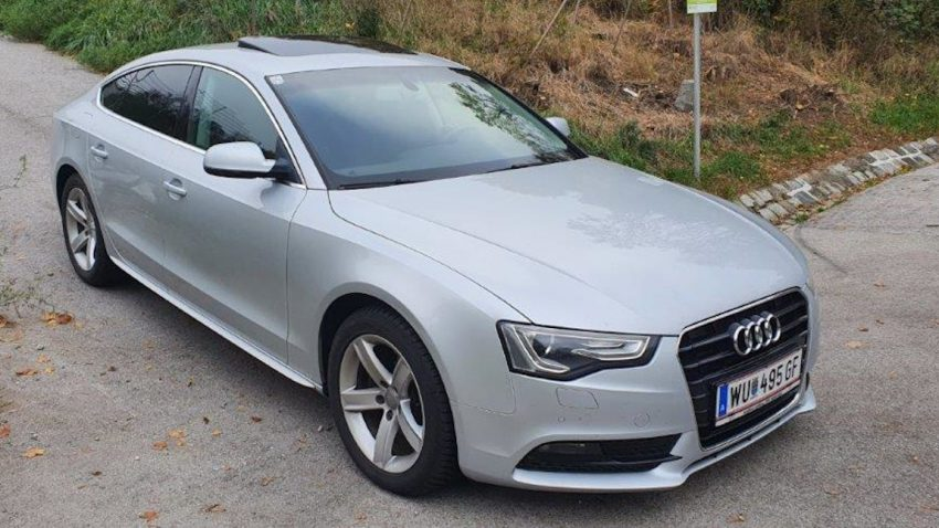 Audi A5 Sportback 2,0 DPF