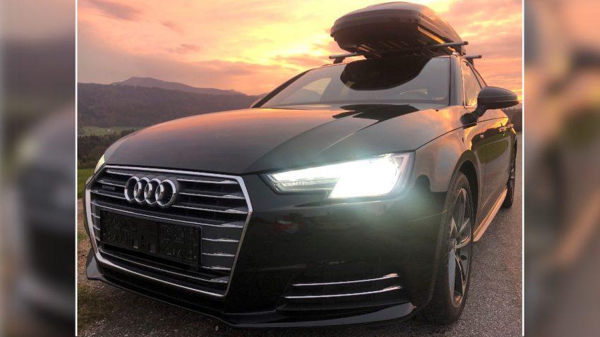 Audi Avant Sportquattro, 3L