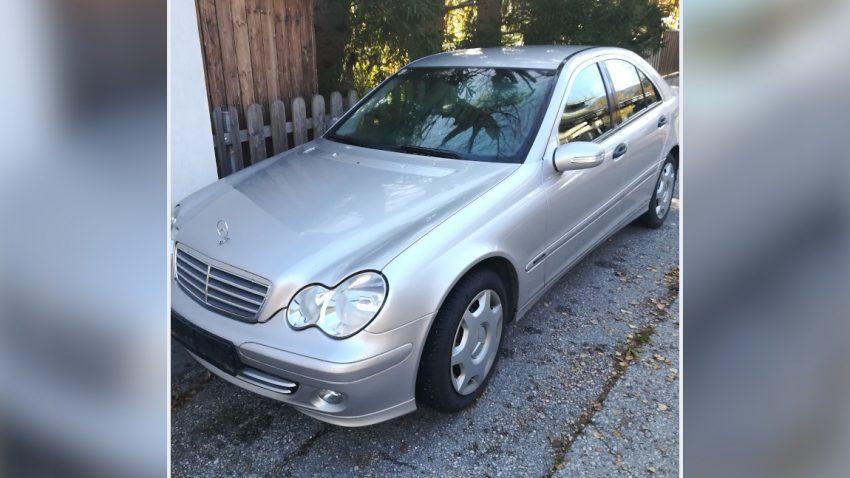 Mercedes C200 CDI (verkauft)