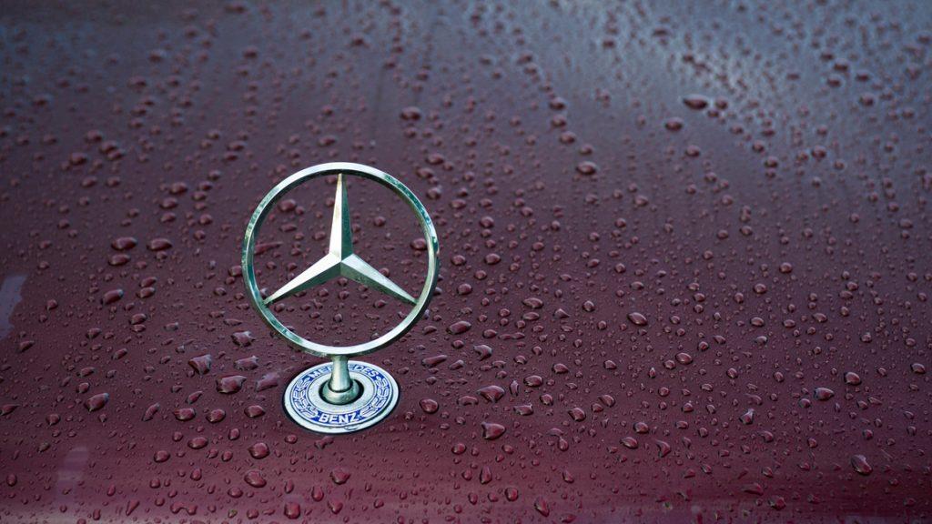 Sternstunden: Die Geschichte des Mercedes-Logos