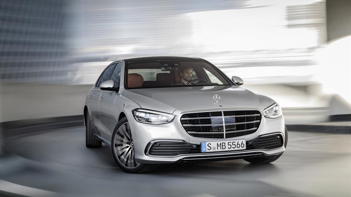 Mercedes-Benz S-Klasse: Das Staunen der Welt