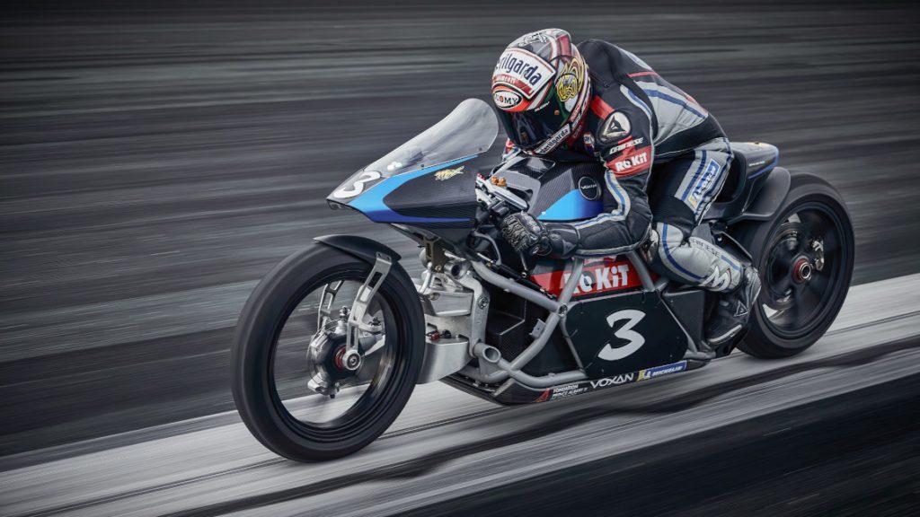 Bis zu 408 km/h: Elektromotorrad holt 11 neue Geschwindigkeitsrekorde