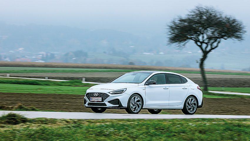 Hyundai i30 Fastback: Segeln ohne Schiff