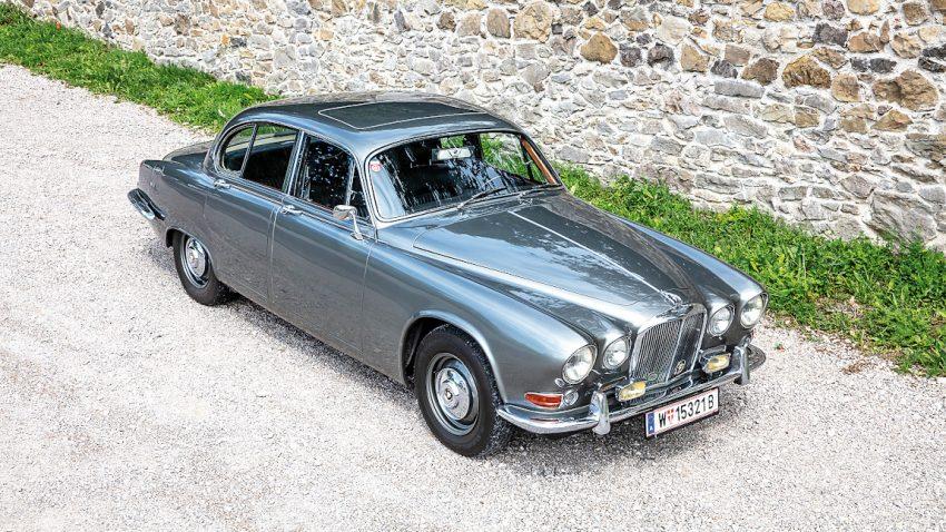 Kaufberatung Jaguar 420: Gut und vorerst günstig