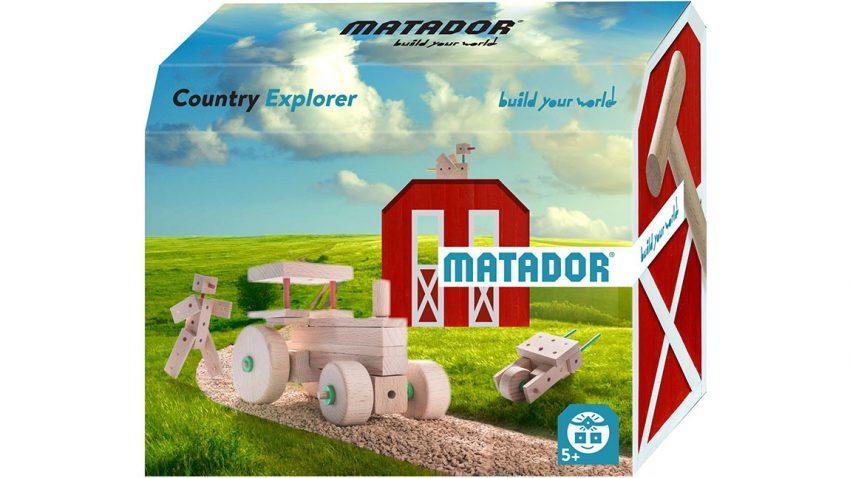 Die besten Baukästen von Matador für Kinder ab 5 Jahre