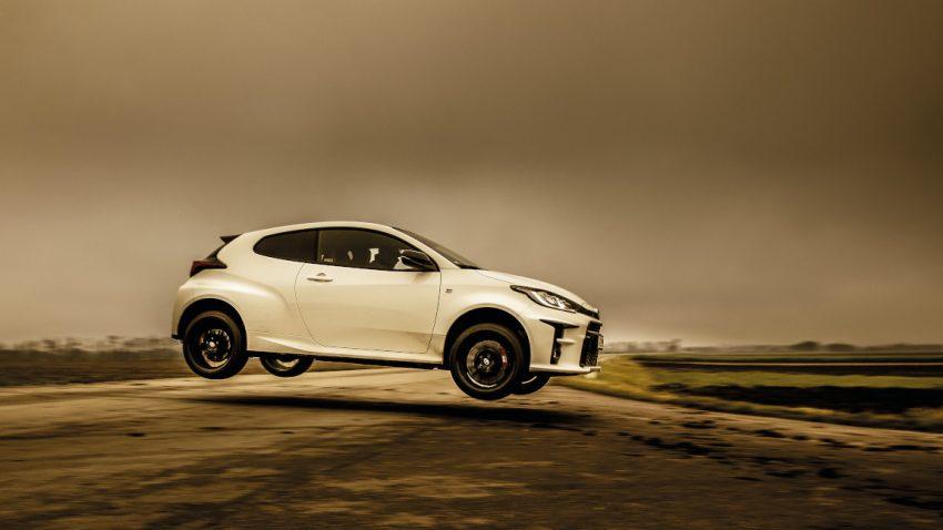 Toyota GR Yaris: Der Faustkeil als Granate