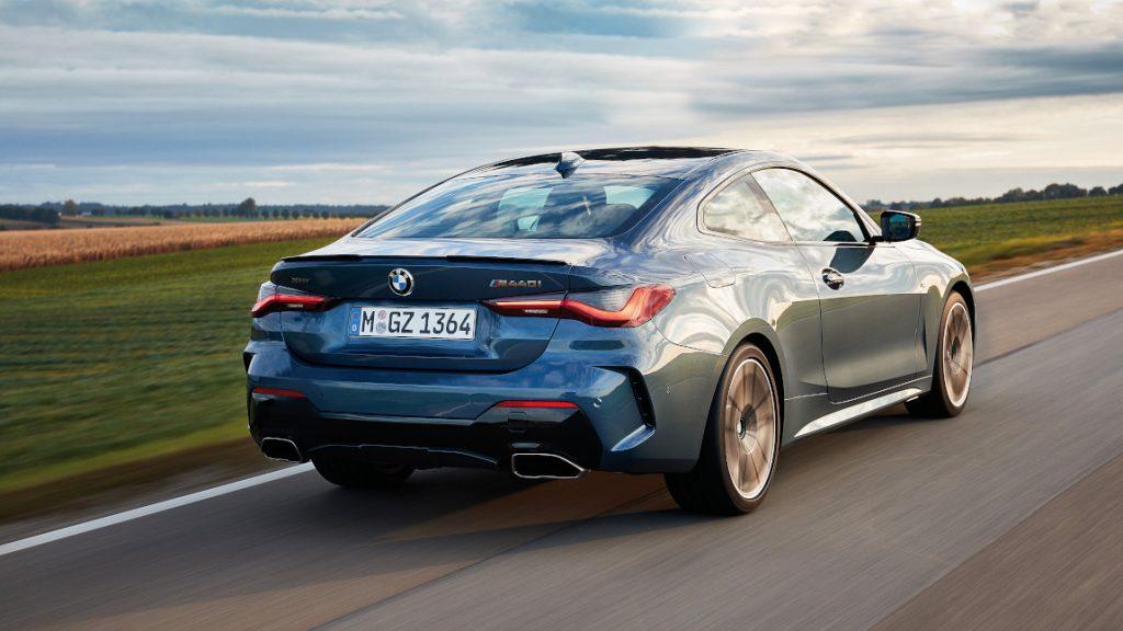 BMW 4er Coupé: Nierndl mit Hirn