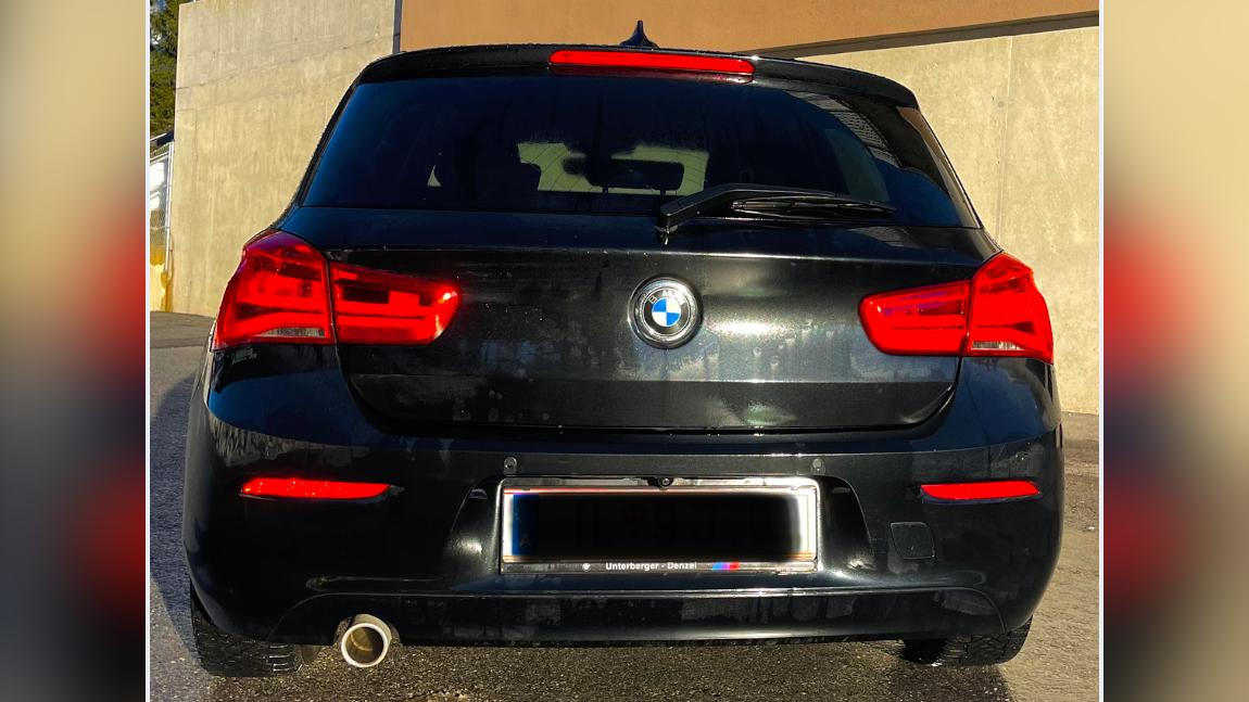 BMW 126i Advantage