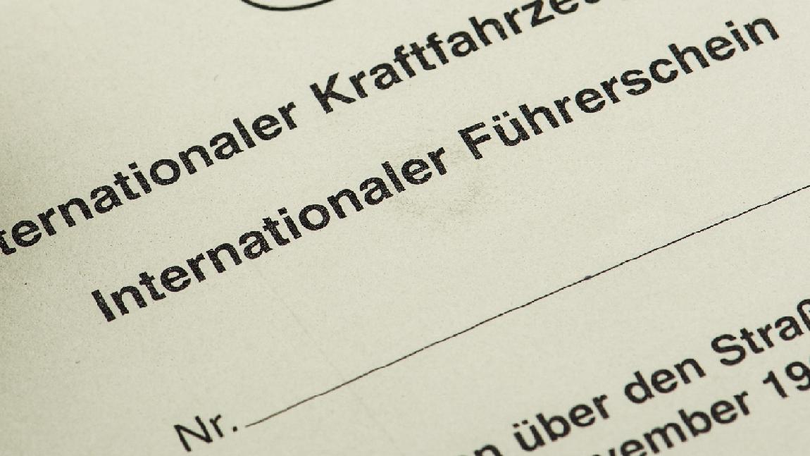 Internationaler Führerschein: Die wichtigsten Infos im Überblick