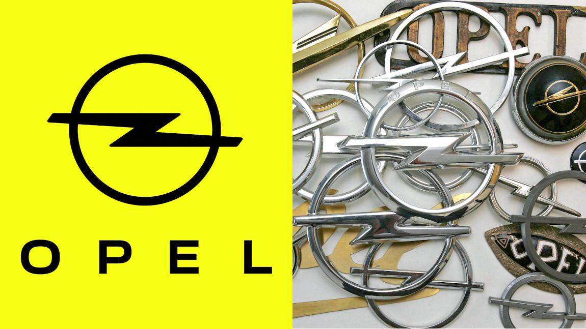 Das neue Opel-Logo
