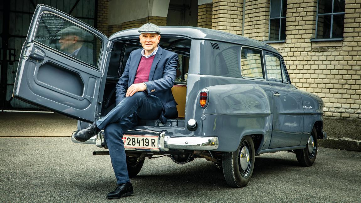 Lebensauto Opel Olympia: Das Auto für immer