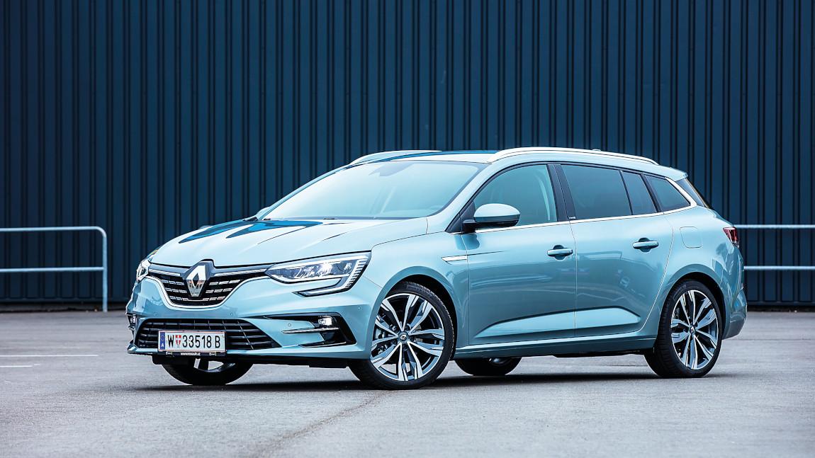 Renault Mégane E-Tech PHEV: Dancing Stars