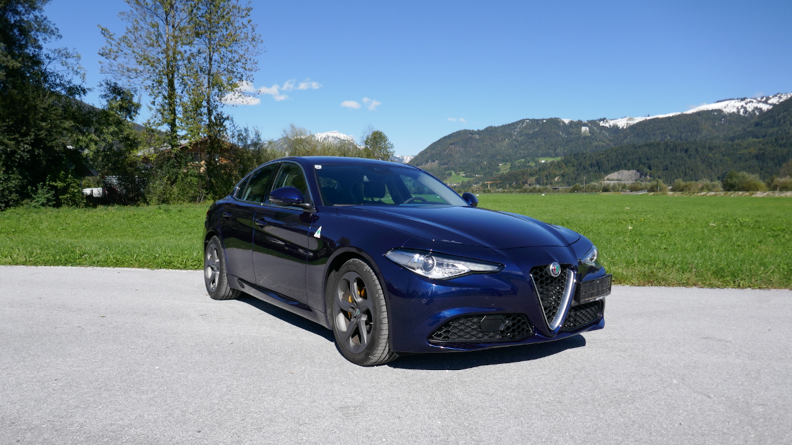 Alfa Romeo Giulia (verkauft)