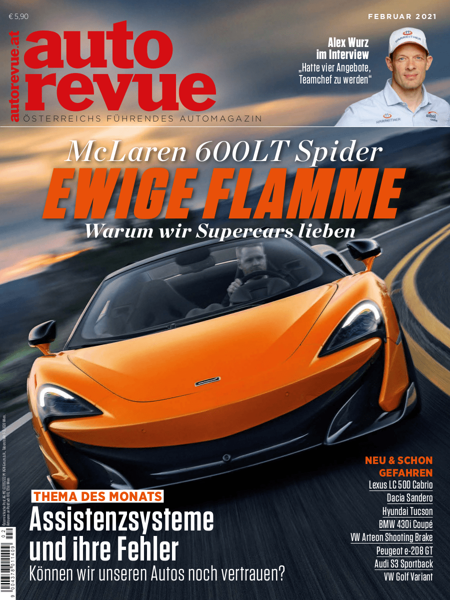 autorevue Magazin: Ausgabe 2/2021