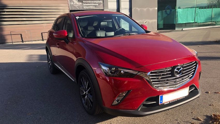 Mazda CX-3 G150 AWD Revolution