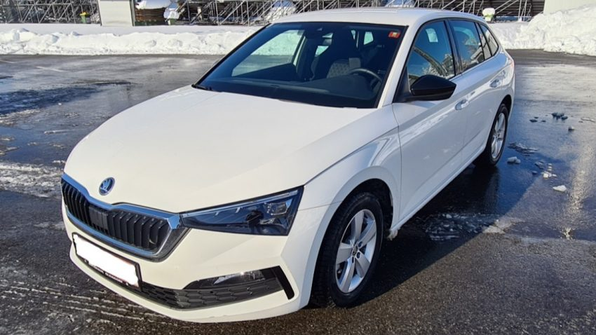 Škoda Scala, 1.0 TSI STYLE