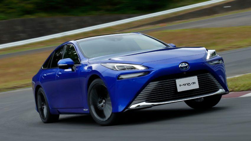 Toyota Mirai II: Zukunftslied, nächste Strophe