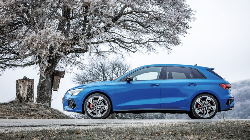 Audi S3 Sportback: Zu sich finden