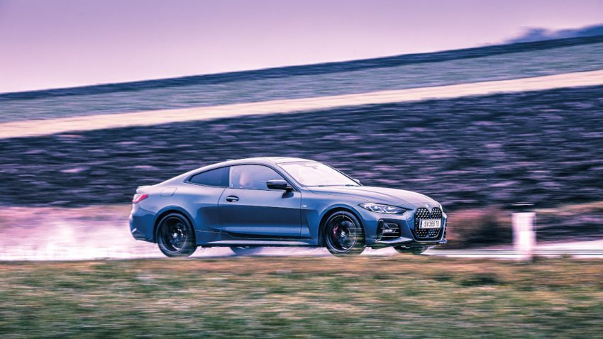 BMW 430i Coupé: Gegen den Strom
