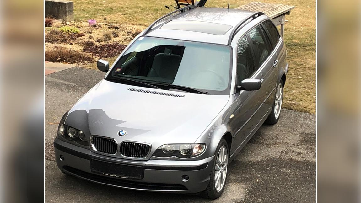 BMW 330xd (verkauft)