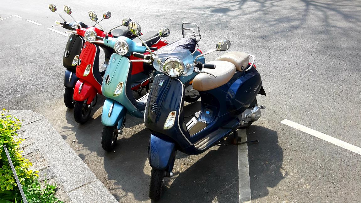 Code 111: Motorräder bis 125 ccm / 11 kW mit dem B-Führerschein fahren