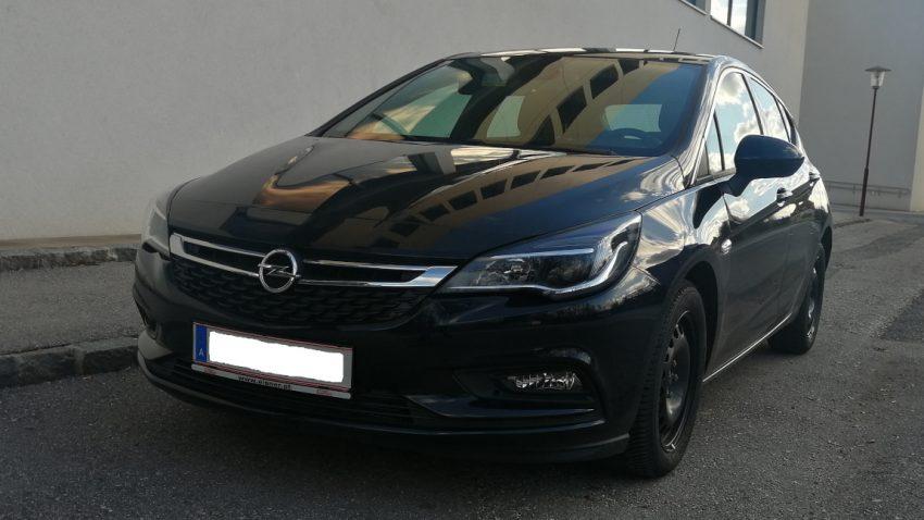 Opel Astra 1.6 CDTI Dynamic