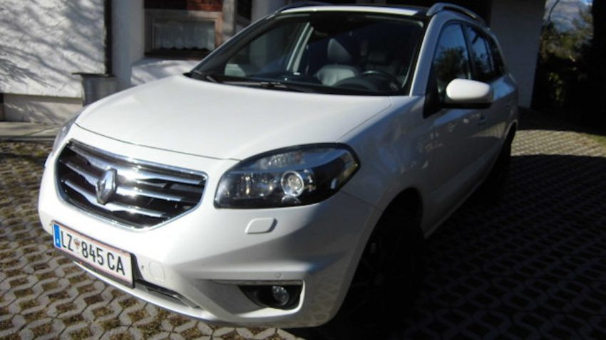 Renault Koleos dCi 175 4WD Exception DPF (verkauft)