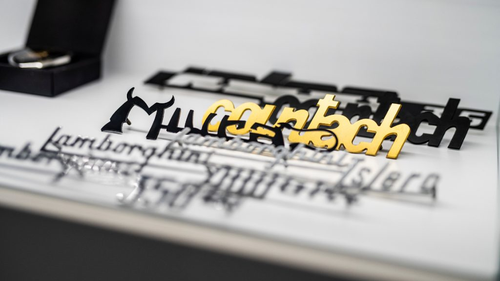 Das Lamborghini-Logo: Im Zeichen des Stiers